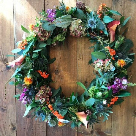 Eco Friendly Wreath 1