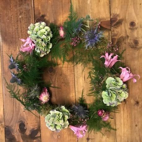 Eco Friendly Wreath 3
