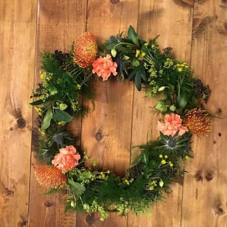 Eco Friendly Wreath 2