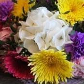 Summer Handtied Bouquet